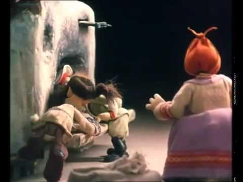 Смотреть мультфильм Каша из топора