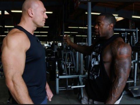 Мастер-класс: Тренировка с Mike Rashid #1. (Упражнения для спины)