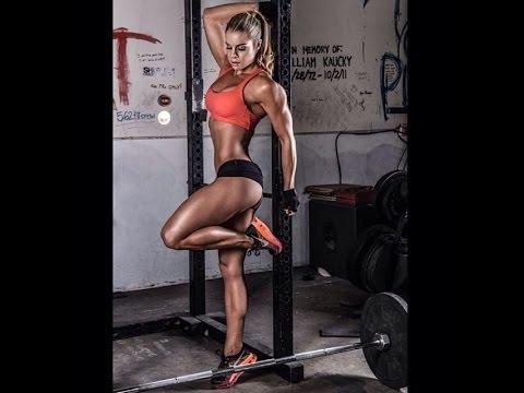 Мастер-класс: Тренировка Stephanie Danae. Упражнения для ног