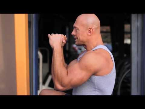 Мастер класс по бодибилдингу: Трицепсы, Денис Семенихин