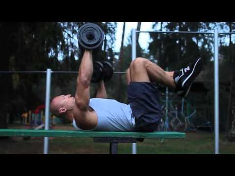 Мастер класс по бодибилдингу: Экспресс-фитнес, Денис Семенихин