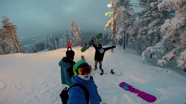 Школа сноуборда Ульяновск - SNOWBOARD WEEKENDS (Andrew Masterov)