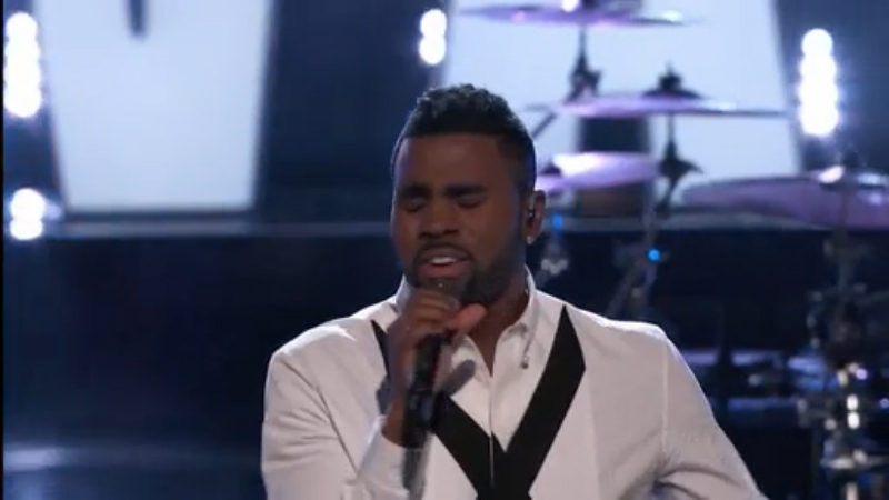 The Voice 2015 - Jason Derulo, India Carney and Kimberly Nichole_ Want to Want Me 28 04 2015