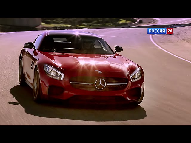 Mercedes-AMG GT // АвтоВести 191
