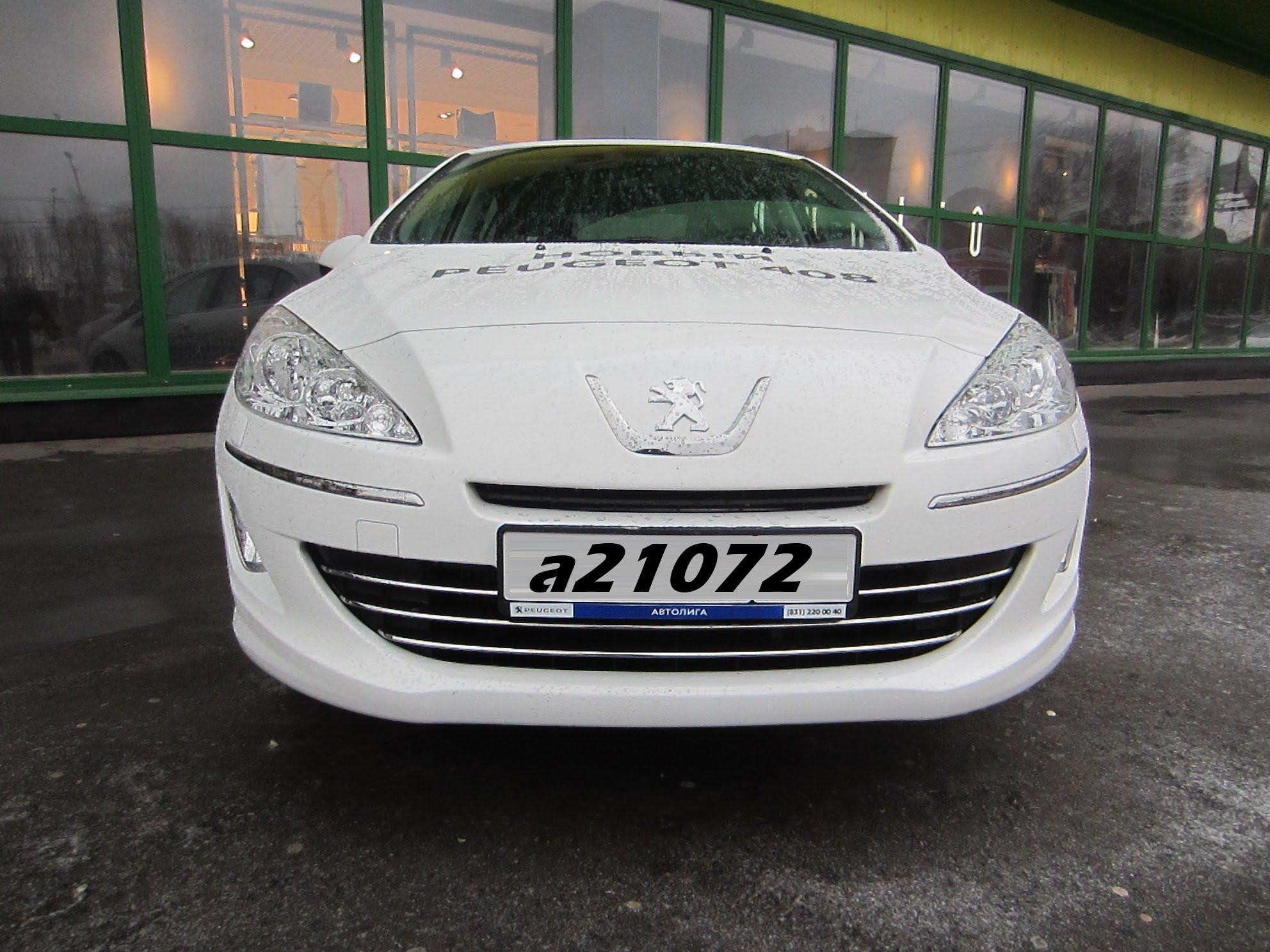 Peugeot 408(бензин,дизель)Тест-драйв.Anton Avtoman. смотреть онлайн