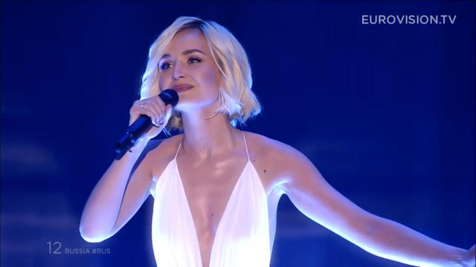 Полина Гагарина - A Million Voices (Russia) - Евровидение 2015, полуфинал