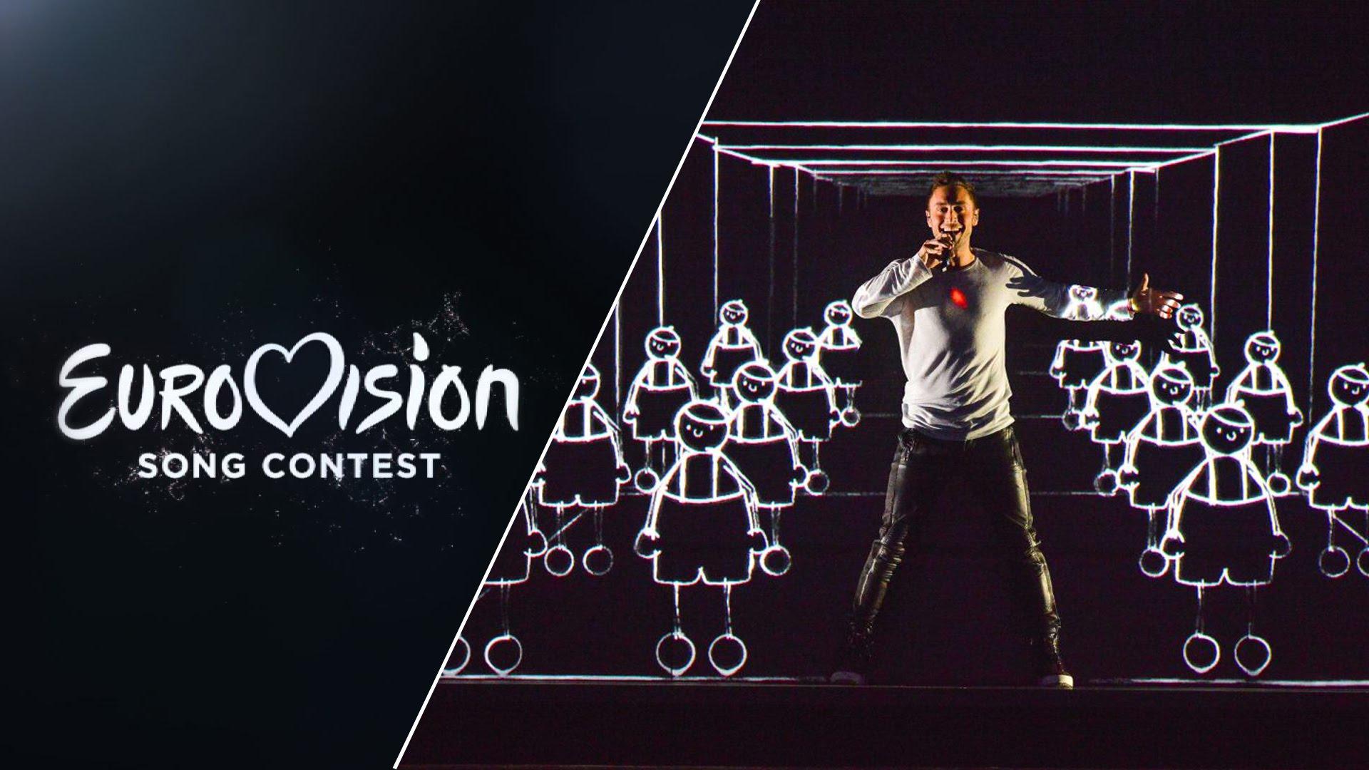 Måns Zelmerlöw - Heroes (Sweden) - LIVE at Eurovision 2015: Semi-Final 2