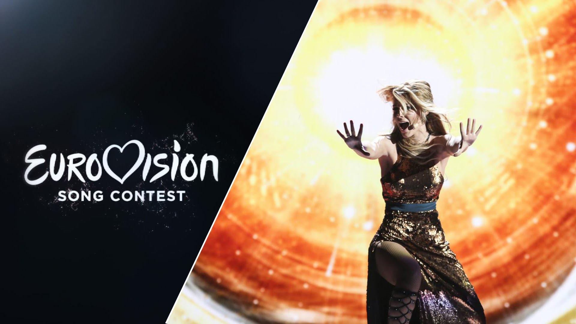Edurne - Amanecer (Spain) - LIVE at Eurovision 2015 Grand Final