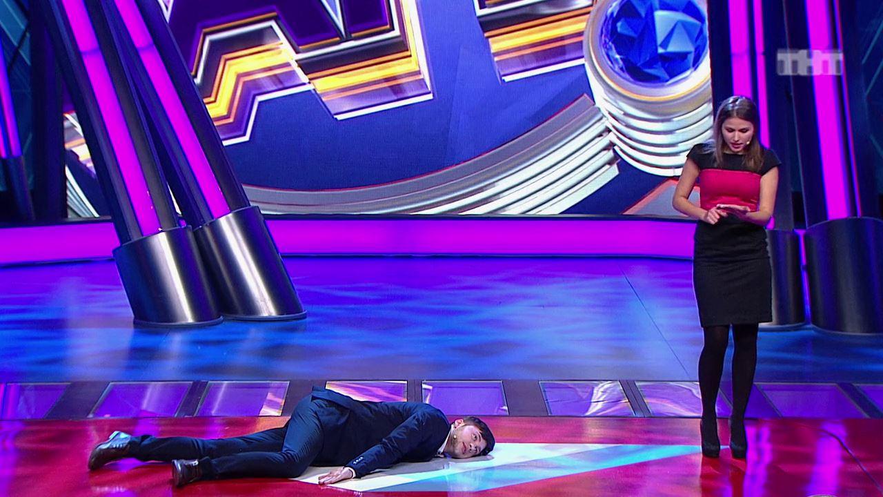 Comedy Баттл. Последний сезон - Алексей Шамутило и Юлия Топольницкая (1 тур) 22.05.2015