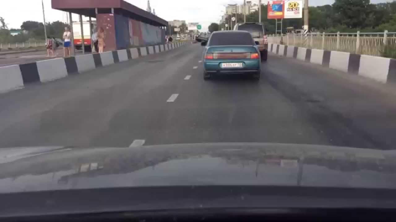Перевернулось авто на мосту через Свиягу-Минаева