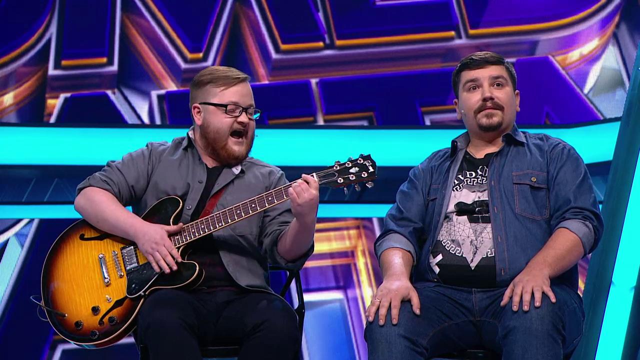 "Comedy Баттл: Дуэт ""Вася и Сизый"" - Николай"