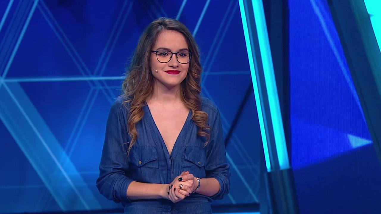 Comedy Баттл: Елизавета Тренькина - О своём муже